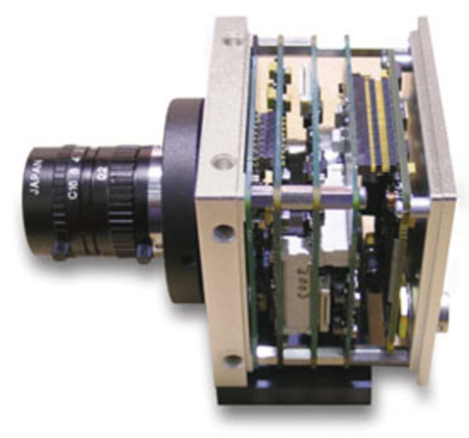 Gigabit Ethernet: Coming to a Camera Near You