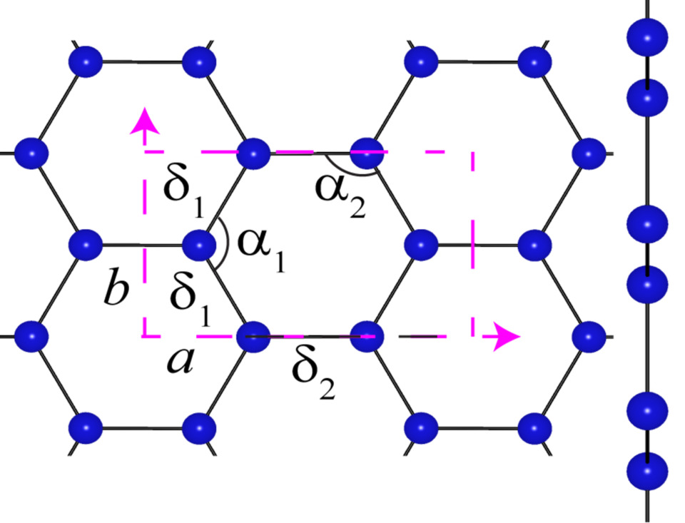 Flat gallium joins roster of new 2-D materials