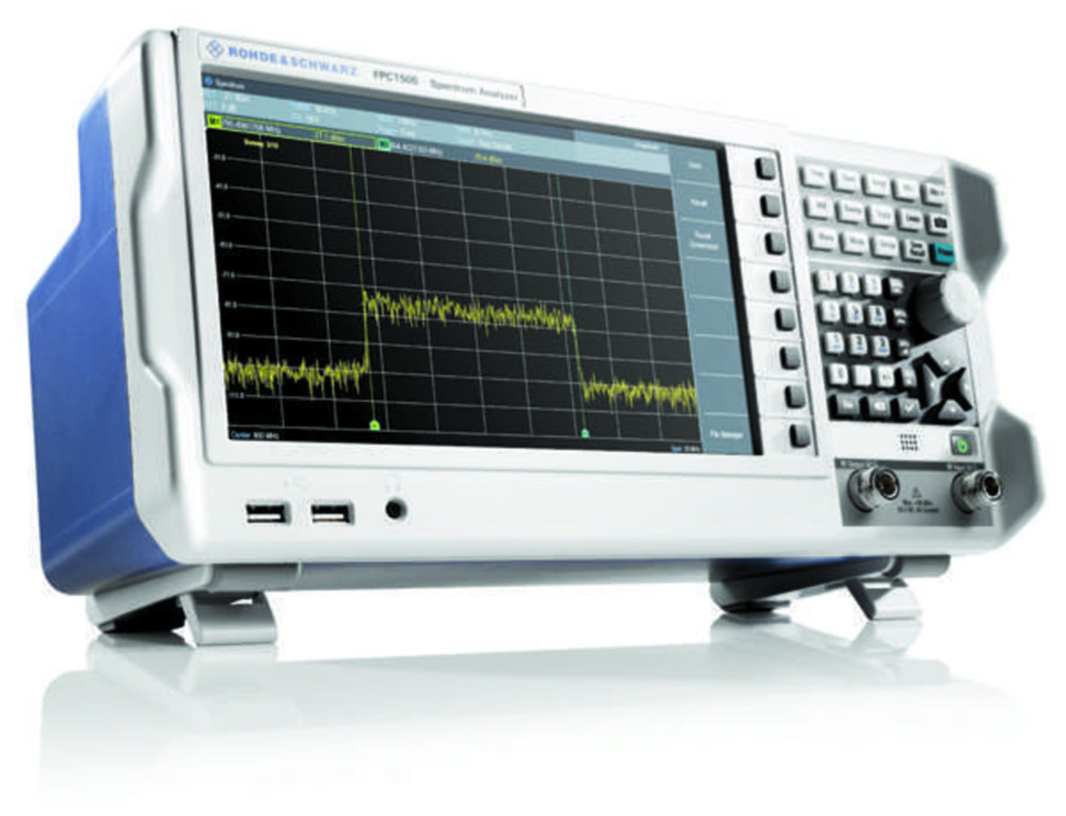 Scopes, spectrum analyzers, DMMs highlighted at ESC Boston