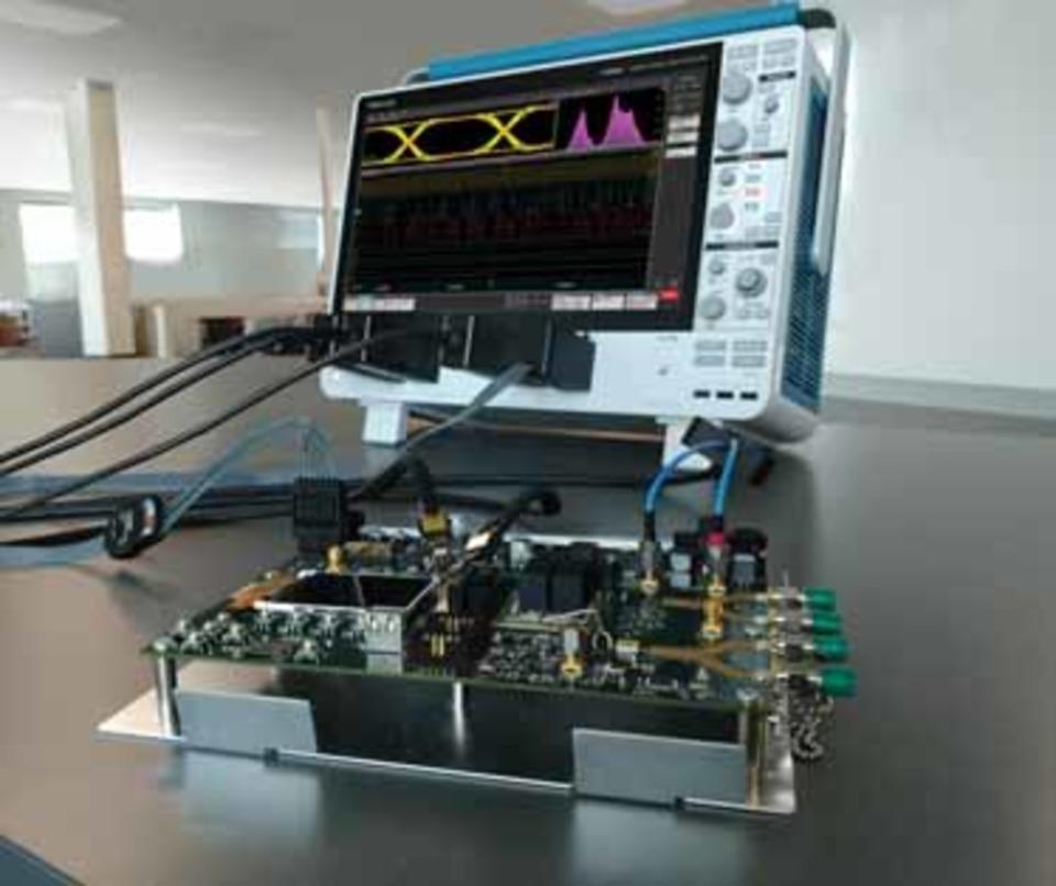 embedded designs present more data, higher speeds