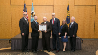 Retlif Testing Laboratories receives DSS' Cogswell Award for industrial security